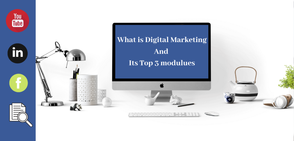 What is digital Marketing? - blogsnaga